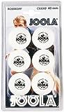 JOOLA ROSSI CHAMP 40+ Lot de 6 balles de tennis de table