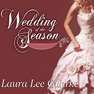 Wedding of the Season audiobook cover art