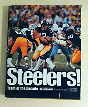 Steelers! Team of the decade 0812908430 Book Cover