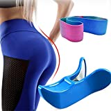 Risefit Kegel Exerciser Pelgrip Pelvis Floor Muscle Medial Exerciser,Hip Muscle&Inner Thigh Trainer,Correction Beautiful Buttocks for Women (Blue+ Band)