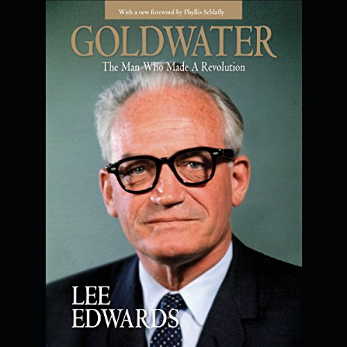 Goldwater audiobook cover art