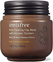 innisfree Pore Clearing Clay Mask with Volcanic Clusters Face Treatment