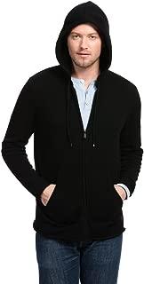 Men's Wool Hoodie - 100% Tibetan Yak Wool