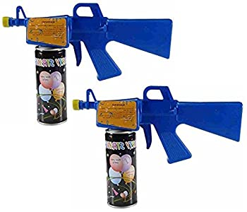 Party String Blaster Silly Crazy String  Pack of 2