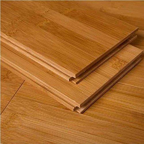AMERIQUE AMSBHCPM One Carton of Solid Bamboo Flooring Horizontal Carbonized Premium Grade, 23.81 sq. ft.