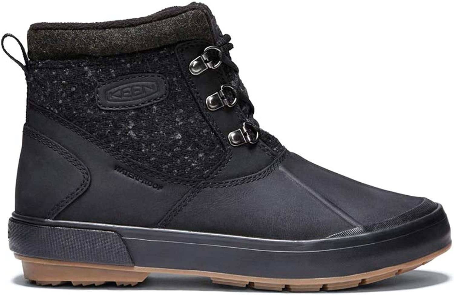KEEN Womens Elsa II Ankle Wool Waterproof