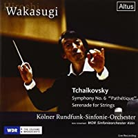 Tchaikovsky: Symphony No. 6 Pathetique, Serenade for Strings
