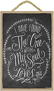 SJT ENTERPRISES, INC. I Have Found The one whom My Soul Loves (Song of Solomon 3:4) 7