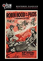 Robin Hood of the Pecos [DVD]