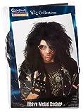 California Costumes Men's Heavy Metal Rocker Wig,Black,One Size