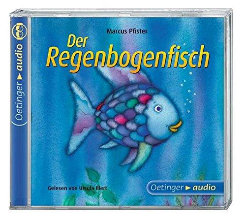 Der Regenbogenfisch: Ungekürzte Lesung mit Geräuschen und Musik