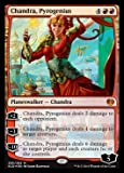 Magic The Gathering - Chandra, Pyrogenius (265/264) - Planeswalker Deck Exclusives - Foil