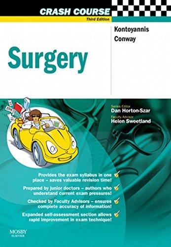 Crash Course: Surgery E-Book (English Edition) PDF Books