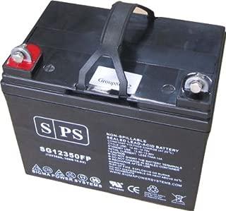 Pride Mobility TSS 300 12V 35Ah Wheelchair Battery- SPS Brand (12V 35Ah SLA)