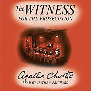 The Witness for the Prosecution cover art