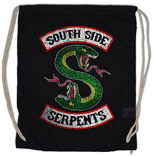 Urban Backwoods South Side Serpents Turnbeutel Sporttasche