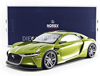 Norev NV181700 1:18 DS E-Tense-Salon de Geneve 2016, Scale