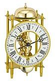 Hermle Orologio da tavolo meccanico di alta qualità con accensione a chiave – Manchester -23004-000711