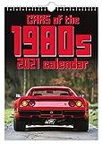 Cars of The 1980s - 2021 Wall Calendar // Motoring/Vehicles/Christmas/Birthday/Gift Idea/Present/Novelty/Humour/Secret Santa/Year Planner/Office Gift