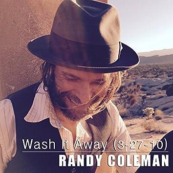Wash It Away (3-27-10) - Single