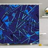 HUNSHA 61 azul ins viento dibujos animados pegatinas decorativas equipaje refrigerador coche pegatinas graffiti...