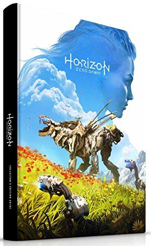 Horizon Zero Dawn Collector\'s Edition Guide (Offizielles Lösungsbuch)
