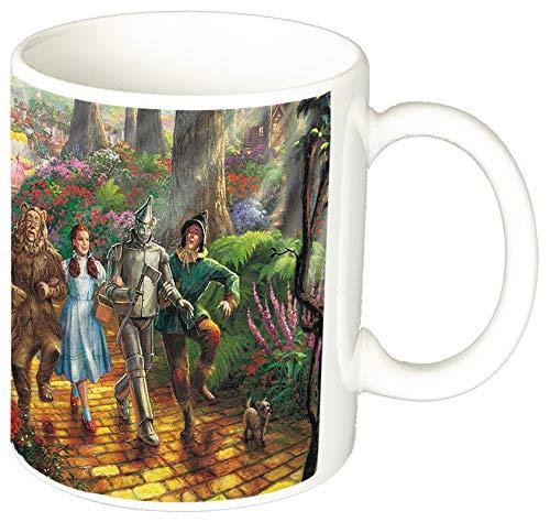 El Mago De Oz The Wizard of Oz Judy Garland Taza Ceramica