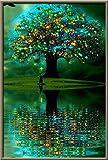 Adultos 3000 Piezas de Rompecabezas de árbol de la Vida Entretenimiento Rompecabezas de Madera Juguetes de Bricolaje coleccionables decoración del hogar Moderno