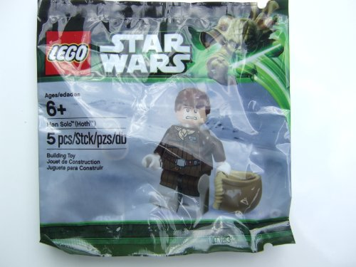 Lego Star Wars 5001621 - Figura de Han Solo