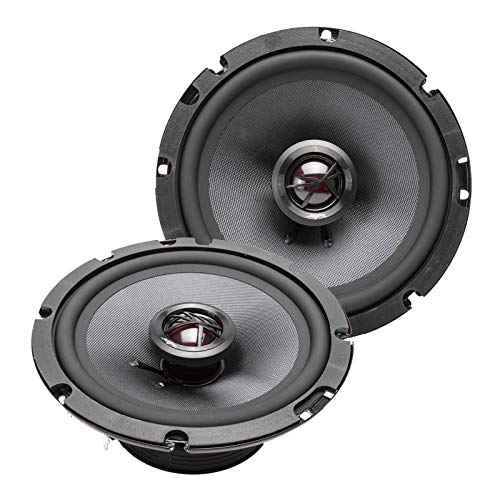 "Skar Audio TX65 6.5"" 200W 2-Way Elite Coaxial Car Speakers, Pair"