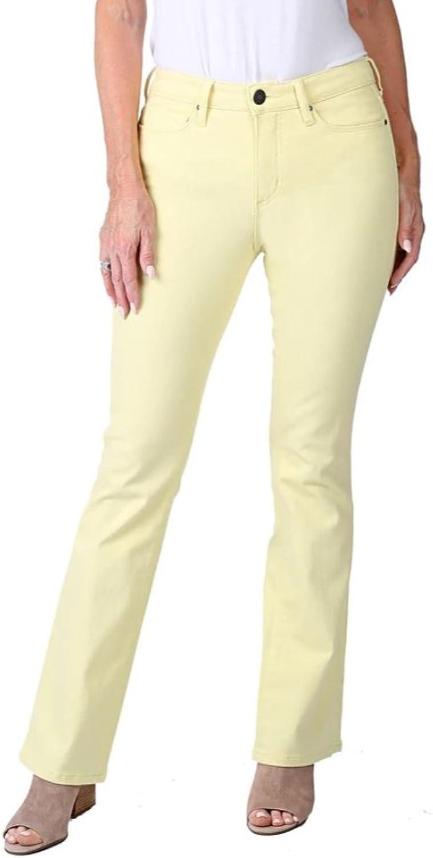 Bellina Stretch Straight Leg Jean Size 20W P
