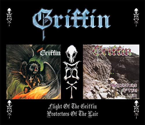 Griffin: Flight Of The Griffin / Protectors Of The Lair (Audio CD)