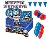Irpot Kit N 46 F Trenino Thomas Festa Compleanno