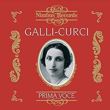 Galli-Curci Vol. 1