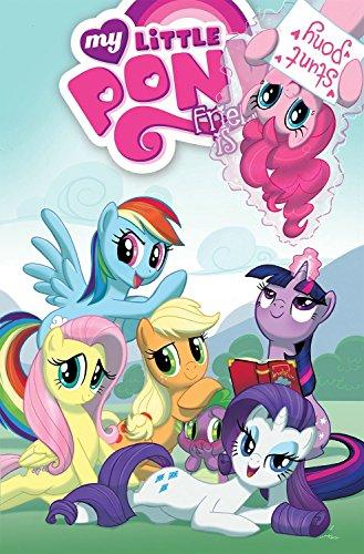 My Little Pony: Friendship is Magic Vol. 2 (Comic)