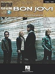 Guitar Play-Along Vol.114 Bon Jovi Play 8 Songs Tab + Cd