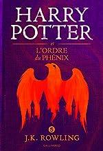 Harry Potter, V:Harry Potter et l'Ordre du Phénix de J.K. Rowling