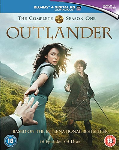 Outlander - Series 1 (Collector's Edition) [Blu-ray]