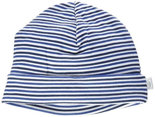 Absorba Boutique PJ Bonnet, Bleu (Marine), FR: 9 (Taille Fabricant: 6/9 Mois) Mixte bébé