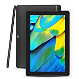 10 inch Android 8.1 System Tablet Unlocked Pad with Dual SIM Card Slot 10.1' IPS Screen 4GB RAM 64GB ROM 3G Built-in Bluetooth WiFi Tablets