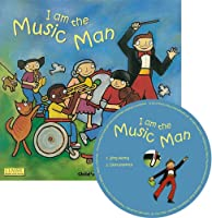 I am the Music Man (Classic Books with Holes UK Soft Cover with CD)