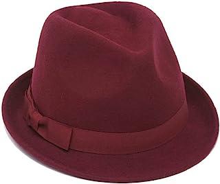 SS//Sophia Banded Fedora Hat