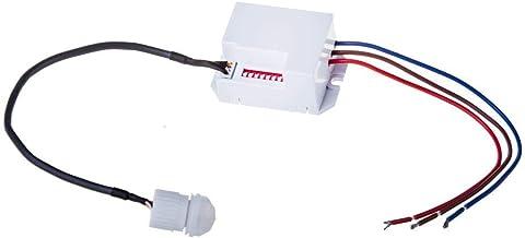 IR-sensor + schemering Ip20 voor LED-lampen