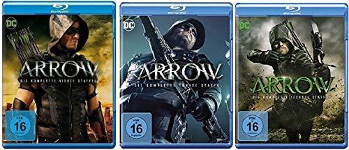 Arrow - Staffel 4-6 [Blu-ray]