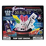 Fantasma Top Hat Show Magic Set for Kids - Magic Kit to Learn More Than 150 Magic Tricks - Great for Boys and Girls 6 Years and Older