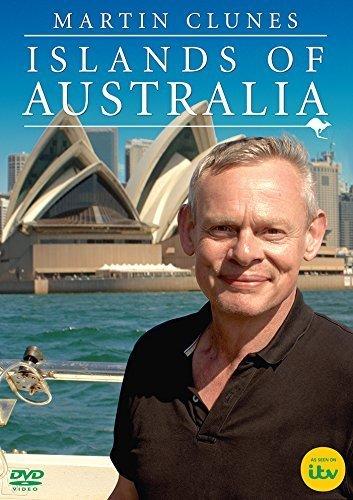 Martin Clunes: Islands of Australia (ITV) [Reino Unido] [DVD]