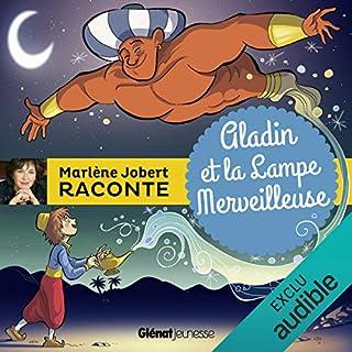 Aladin et la lampe merveilleuse cover art