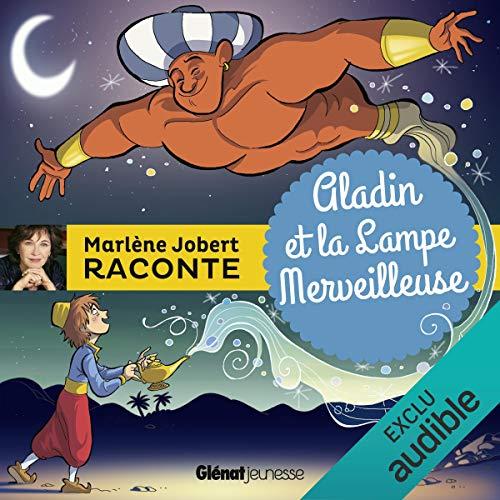 Aladin et la lampe merveilleuse audiobook cover art
