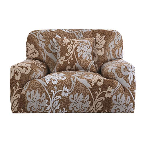 Sourcingmap Household Polyester Loveseat Cover Sofa Cover Chair Cover Slipcover Protector Small