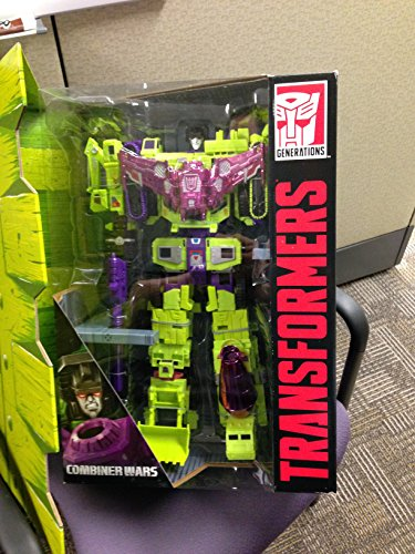 Transformers SDCC 2015 Hasbro Exclusive Combiner Wars Devastator